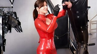 Femdom Ballbusting with the Countess Essex