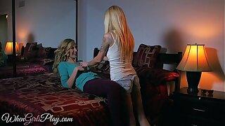 Twistys - Alexa Befit AND Jana Jordan lesbians