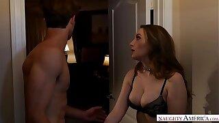 Big natural tits homewrecker Harley Jade gets married learn of - Naughty America
