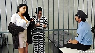 Romi Rain Has a Disconcerting Husband Who Gets Under lock